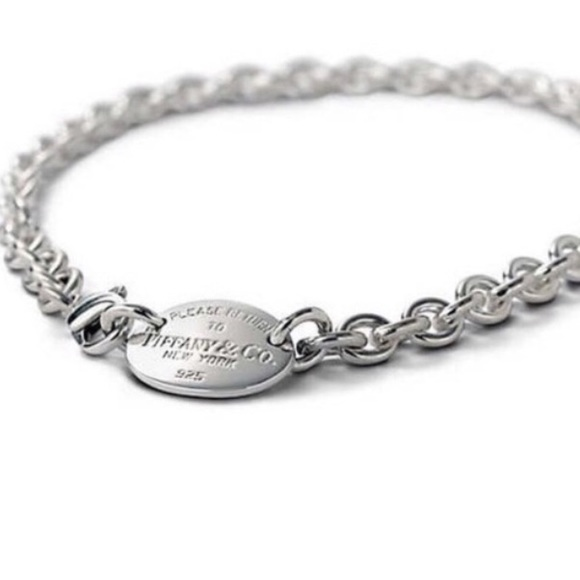 c87412d72d093 Tiffany & Co 'Return to Tiffany' necklace